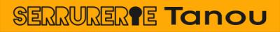 Serrurerie Tanou Logo